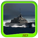 Warship 3D icon