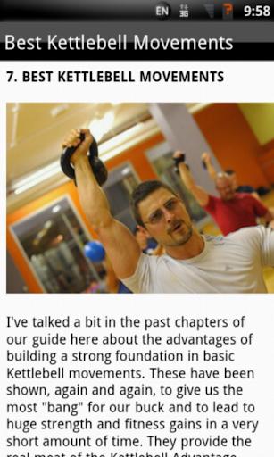 玩健康App|Kettlebell Workout Routines免費|APP試玩