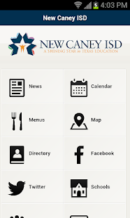 New Caney ISD- screenshot thumbnail