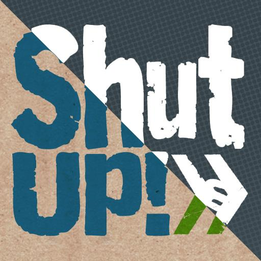 ShutUp! App (Smosh) Free LOGO-APP點子