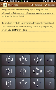 Download TipType Keyboard Lite APK latest version app for android