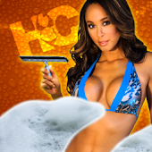 Hooters Calendar Screen Wash