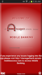 St. Ansgar State Bank Mobile B - screenshot thumbnail