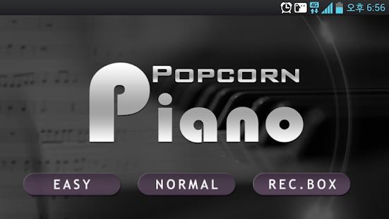 Popcorn Piano pop music