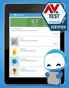 Antivirus Booster & Cleaner - screenshot thumbnail