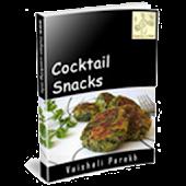 Cocktails Snacks Recipes
