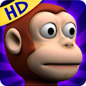 Talky Mack HD: Talking Monkey icon
