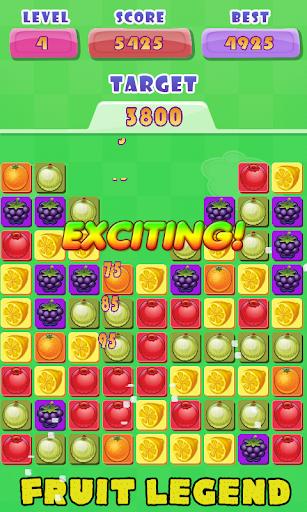 【免費休閒App】Fruit Legend-APP點子