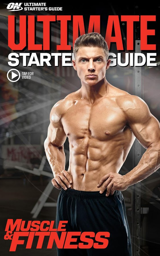 Muscle & Fitness- screenshot