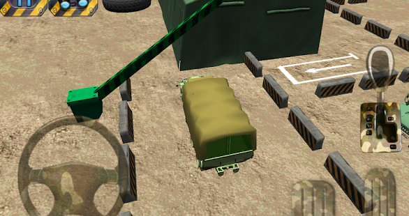 Army-parking-3D-Parking-game 5