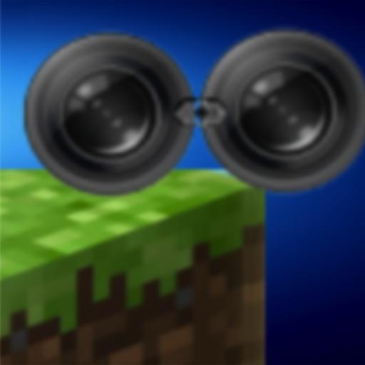 MC護目鏡 Minecraft LOGO-APP點子