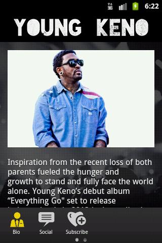 Young Keno