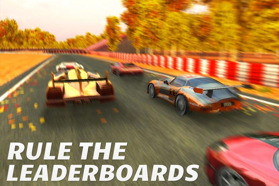 Real Need for Racing Speed Car - screenshot