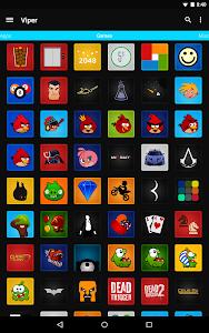 Viper - Icon Pack v3.1.1