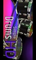 Screenshot of Simple Drums HD