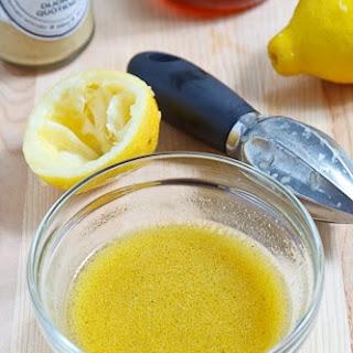 Lemon Honey Dijon Vinaigrette.