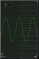 Screenshot of Smart Theremin