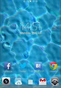 Fluid Motion LWP -FREE- - screenshot thumbnail