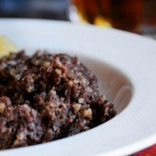 Haggis And Whisky Stuffing