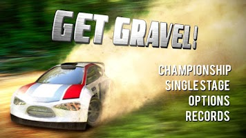 Screenshot of Get Gravel: Rally, Race, Drift