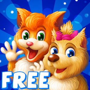 Cat & Dog: Games for Kids Free LOGO-APP點子