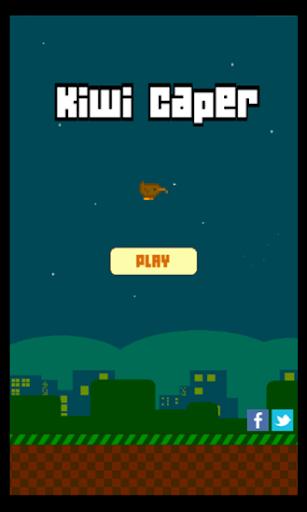 Kiwi Caper