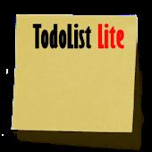 TodoList Lite