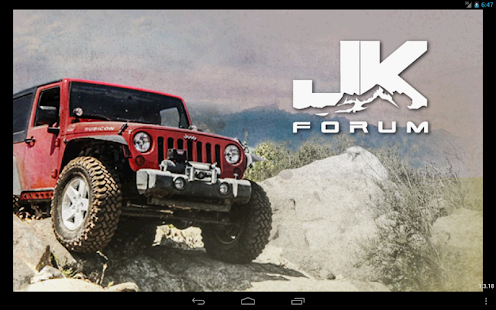 JK-Forum Jeep Wrangler Resourc - screenshot thumbnail