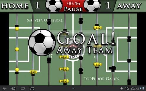 TopFloor Foosball- screenshot thumbnail