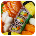 Flickfood Sushi Recipes icon