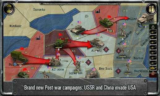 Strategy & Tactics:USSR vs USA Screenshot 27