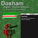 Dosham - Chechen Dict LITE icon
