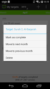 Qur'an Tracker - screenshot thumbnail