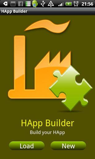 HApp Builder