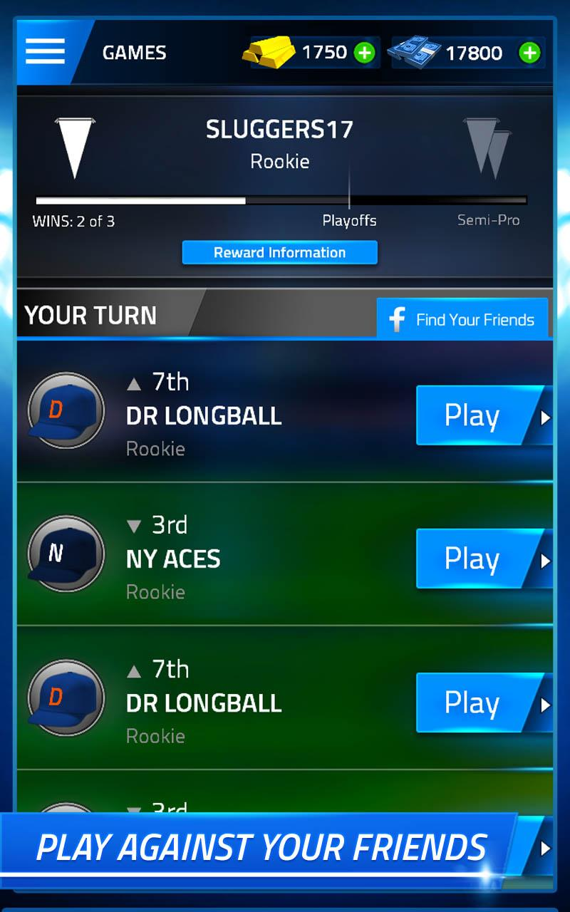 TAP SPORTS BASEBALL screenshot #19