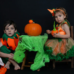 Halloween by Lazarina Karaivanova - Babies & Children Toddlers