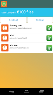 GreenShield Antivirus Suit - screenshot thumbnail