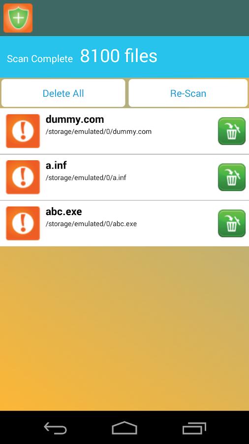 GreenShield Antivirus Suit - screenshot