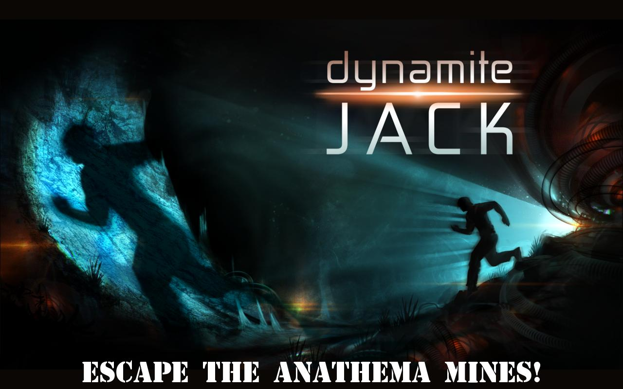 Dynamite Jack - screenshot
