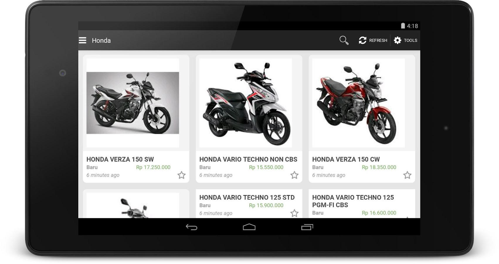 60 Harga Modifikasi Motor Honda Verza Terbaru Daun All New Beat Sporty Esp Cbs Garage Black Brebes Google Play Android