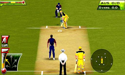 Cricket T20 Fever 3D 95 screenshots 2