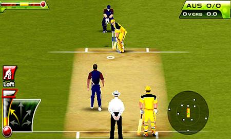 Cricket T20 Fever 3D 24.0 screenshot 148184