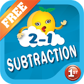 Subtraction-1st grade (Free)