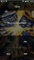 Screenshot of Doctor Who Quiz - Fantastic!