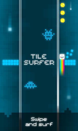 Tile Surfer タイル・サーファー