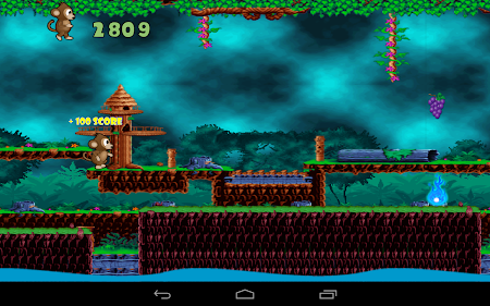 Jungle Monkey 2 2.3 screenshot 638942