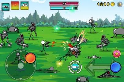 Cartoon Wars: Gunner+ Screenshot 2