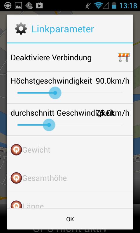 MapFactor: GPS Navigation - screenshot