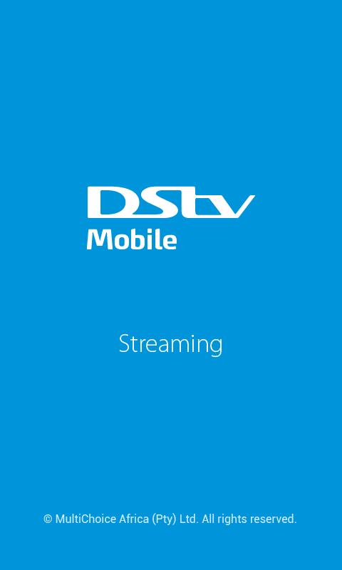 DStv Mobile Streaming - screenshot