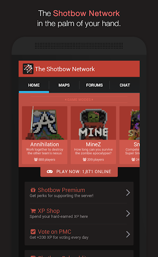 Shotbow Network
